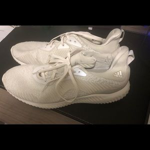 Adidas Alpha Bounce off white men's size 13